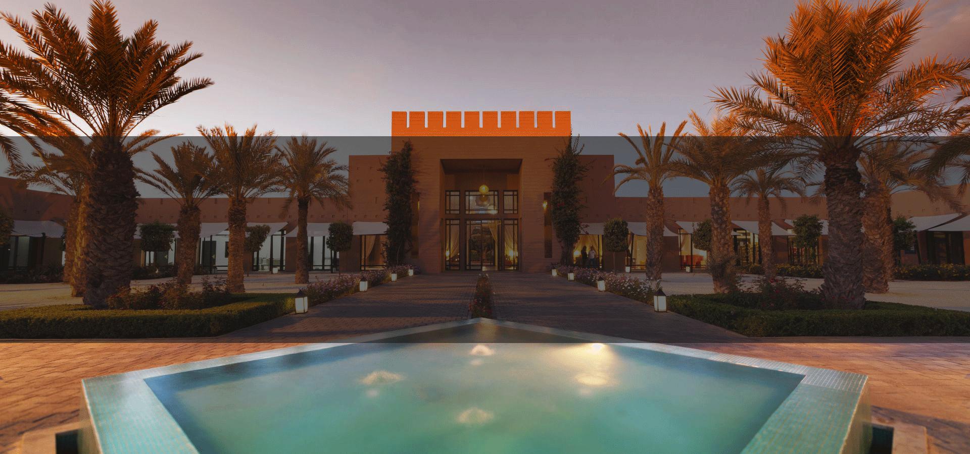 vacances au maroc La Ville Ocre